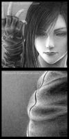 Tifa - close ups by Cataclysm-X