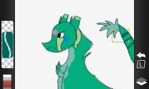 Luc. (Soon Open species submission) by DragonPrinceKye