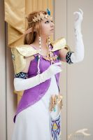 KatsuCon 2012 - Zelda | Legend of Zelda by elysiagriffin