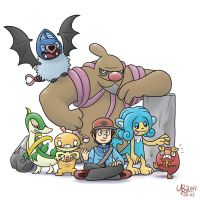 LET ME SHOW YOU MAH POKEMANS - 2011-05-23 (Black) by TheBourgyman