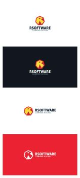 R Software Logo by AlinDesign