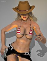 Cowgirl by MarinaIbiza