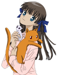 Fruits Basket by CosmoGalaxy