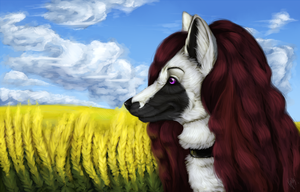.:Kette Foxclaw:. by Krizll