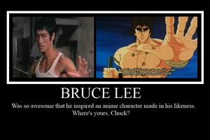 Bruce Lee by Reverend-Gin