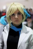 Colress Cosplay by oiskipoi