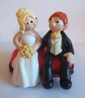 Cake Topper Replica +Commission+ by Alistu