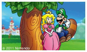 Super Luigi 3D Land: Luigi's Happy End by Patron5002