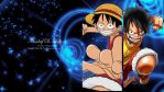 Luffy Wallpaper 3 by cam6
