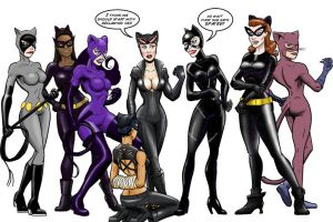 Catwoman Berry Beatdown by MightyFooda
