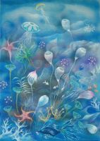 Under Water by Nanette55