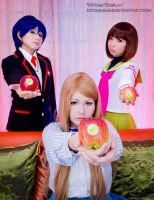 Penguindrum by Hitomi-Cosplay