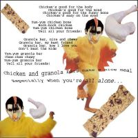 The Chicken Song by Alabaster-Lies