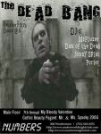 My 1st Dead Bang Flyer by Danofthedead