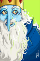 ice king by Deserea-Q