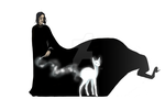 Severus Snape by Marlue