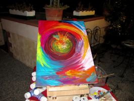 July 20, 2012 - Swirled by music by ClairesDreams