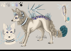 Adopt-Auction: Ice Fox(Closed) by Salvatoret
