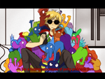 Homestuck season 1 screenshot!! by AriNova