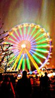 colours of christmas, Luxembourg by Trekkicat