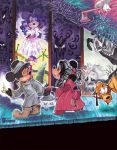 Mickey and Minnie's Haunted Mansion by Aspendragon