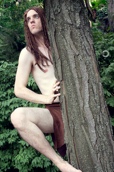 The Ape Man by BlitzkriegCosplay