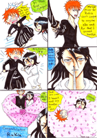 My love power-ichiruki-comic by hana-sun