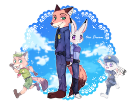 +.:Our Dream:.+ by NACCHAN96