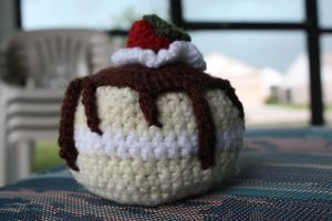 Crochet Cakey-Cake by Cat-The-Rawr