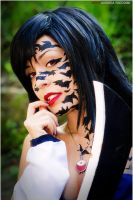 Sasuke Uchiha Female Cosplay by MiikHyDeafening