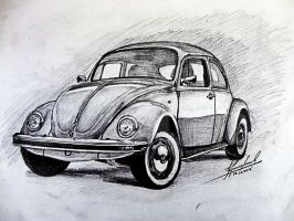 VW Beetle by AVTOfficial