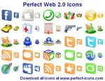 Perfect Web 2.0 Icons 2011.2 by fawkesbonfire