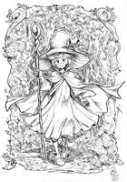 Commission inks Schierke by KarlaDiazC