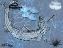Siphlosophobia_Greedy_Fish by Urceola