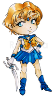Chibi Sailor Uranus by Ranefea
