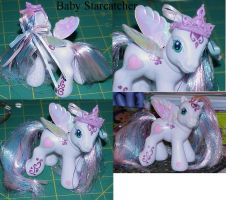 Baby Starcatcher custom by Woosie