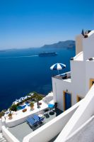 Santorini by mov1ngshadow