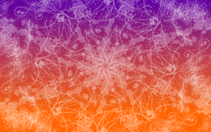 IcedKaleidoscope Wall - 1 by ECC500