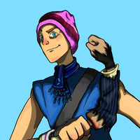 Scout Request Blue by ALittleSeahorse