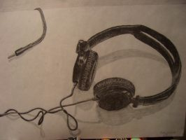 Headphones by Sch-a-nelle