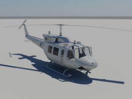 Chopper San 100 Model 1 by Xanatos4