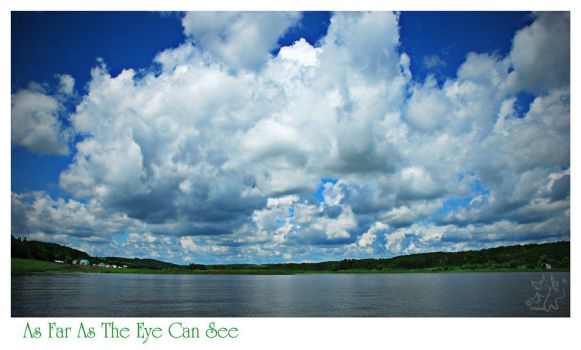 As Far As The Eye Can See by Handie