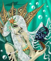 Of the Sea by elionora