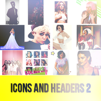 Icons and Headers - Pack 2 by freestoryteller