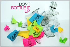 Don't Bottle It Up IV by LacerationLove