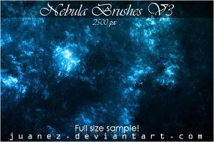 Nebula Brushes V3 by juanez