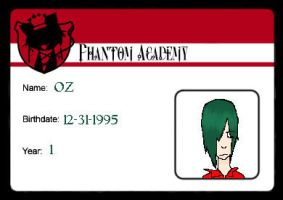Oz's ID by Vexey47
