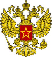 Custom Russian Coat of arms by ShitAllOverHumanity