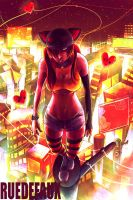 TWISTED SISTER GIRL RAMPAGE 3 by Ruedefaux