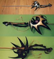 Lelouch's sword by arthemis92
